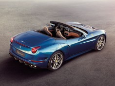 Ferrari California T: the design