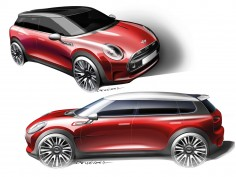 MINI Clubman Concept: design gallery