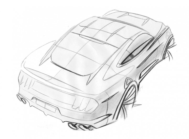 2015 Mustang Designer Interview And Sketches