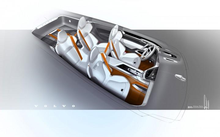 volvo concept estate car body design. Black Bedroom Furniture Sets. Home Design Ideas