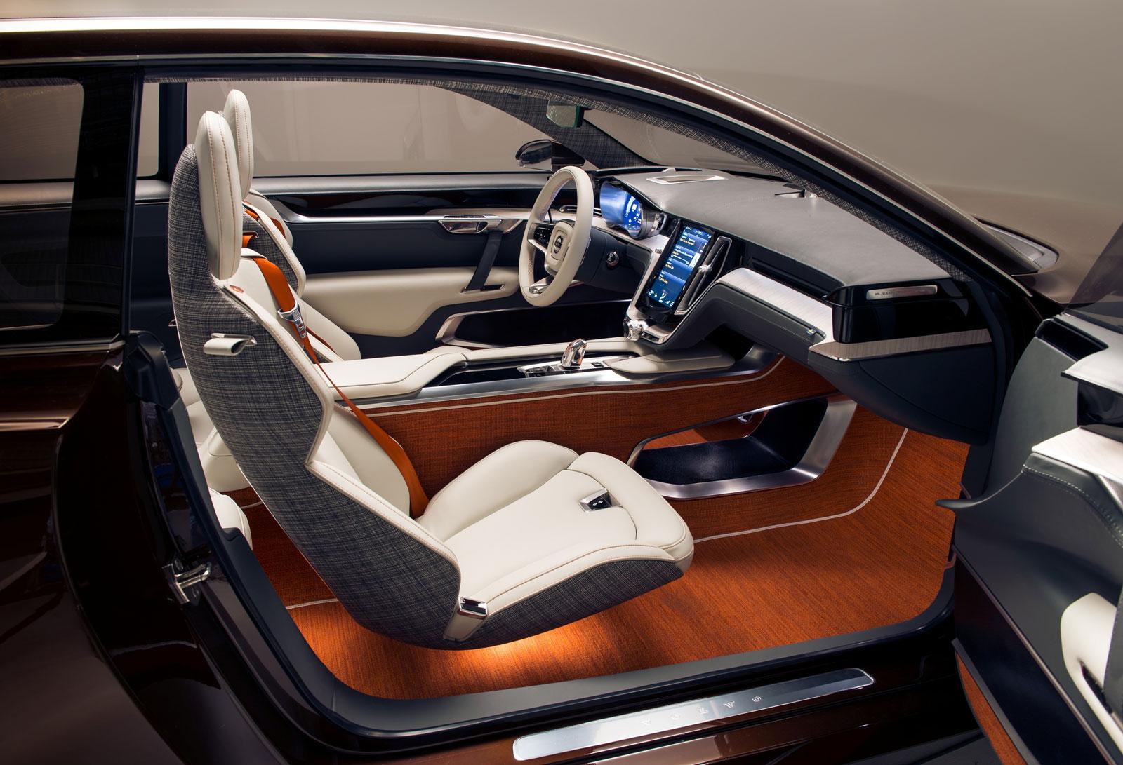 volvo concept estate interior car body design. Black Bedroom Furniture Sets. Home Design Ideas