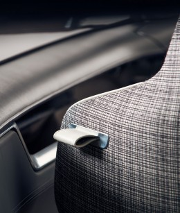 Volvo Concept Estate Interior detail