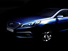 Hyundai previews the all-new Sonata