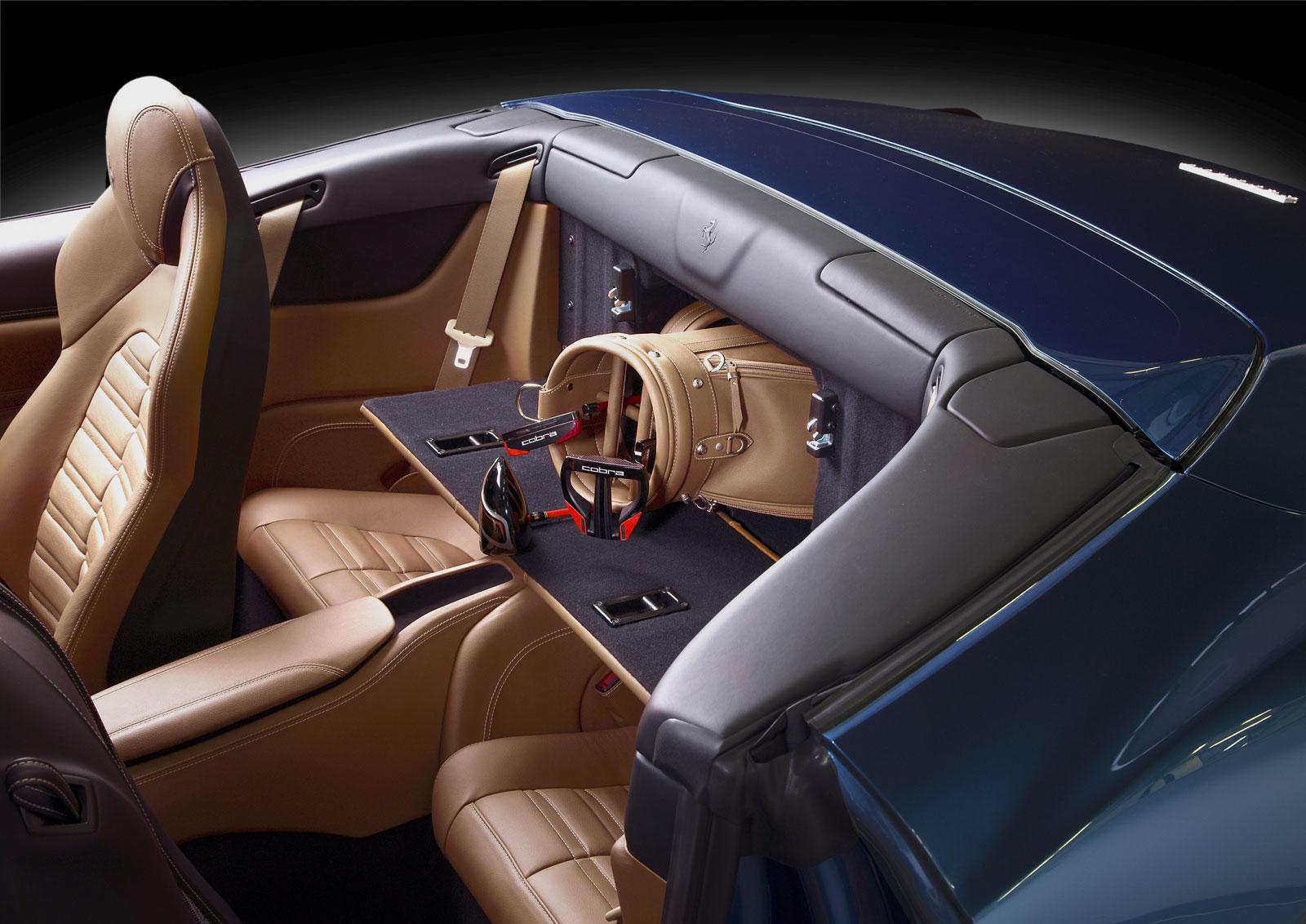 Ferrari California T Interior - Car Body Design