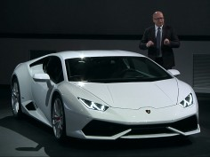 Lamborghini Huracán: new design videos