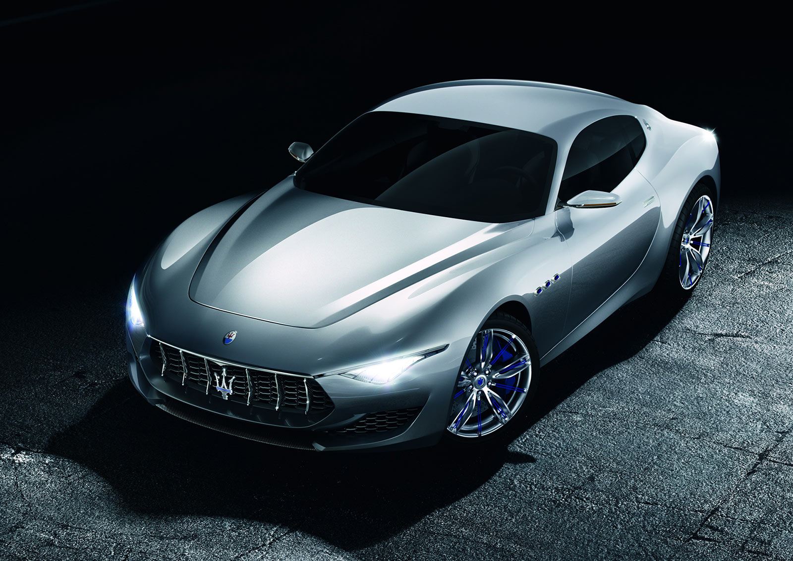 maserati alfieri concept car body design. Black Bedroom Furniture Sets. Home Design Ideas