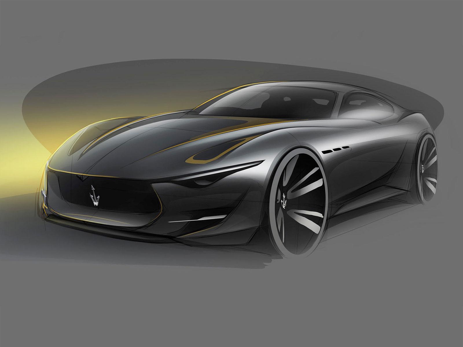 2016 Car Design Sketches Autos Post