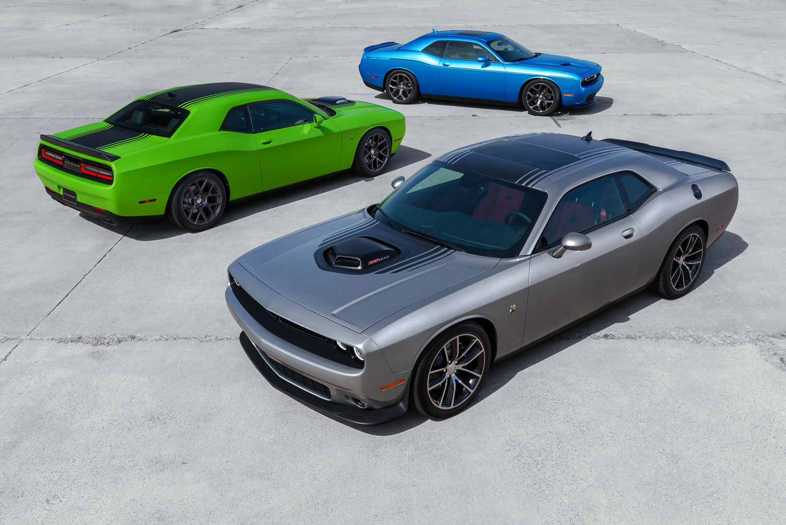 Dodge 2015 Challenger - Car Body Design