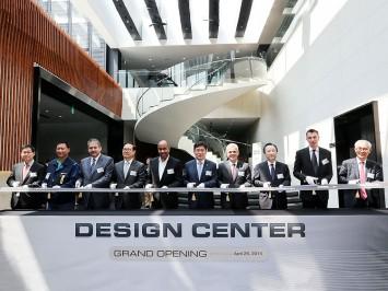 General Motors Opens New Korean Design Center Car Body Design