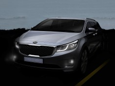 Kia teases new MPV ahead of New York debut