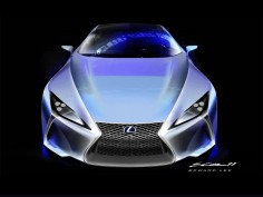 The Lexus Spindle Grille