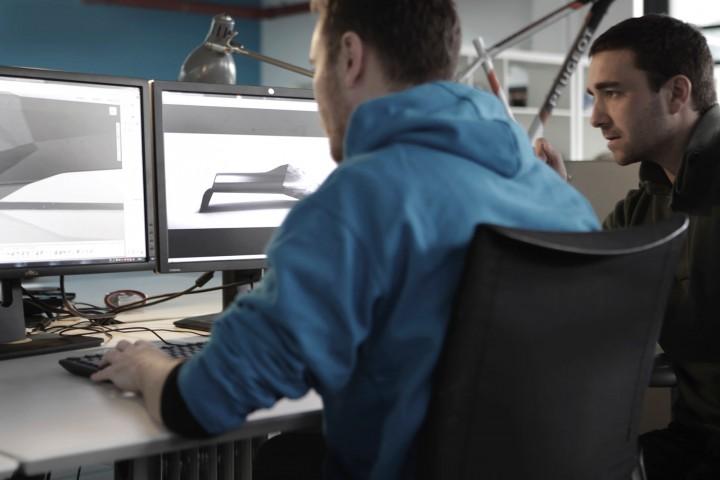 Pierre Gimbergues sofa Peugeot Design Lab entwicklungsprozess
