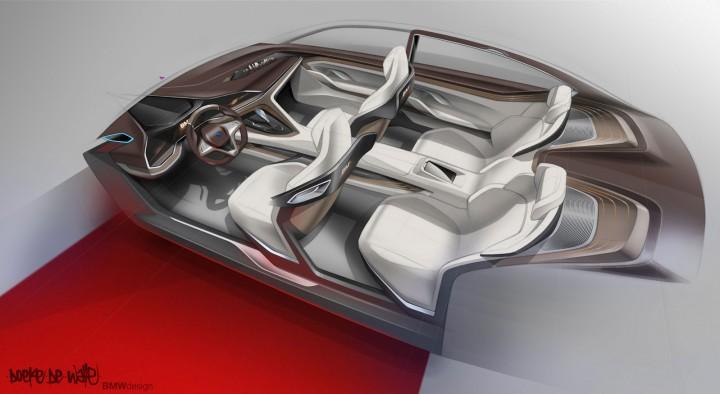 bmw vision future luxury concept the design car body design. Black Bedroom Furniture Sets. Home Design Ideas