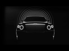 Bentley teases SUV model