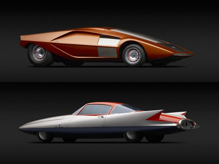 "Concept cars of the past heading to Atlanta for ""Dream Cars"" exhibition"