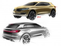 Lincoln MKX Concept: the design