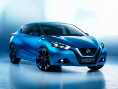 Nissan Lannia Concept: the design
