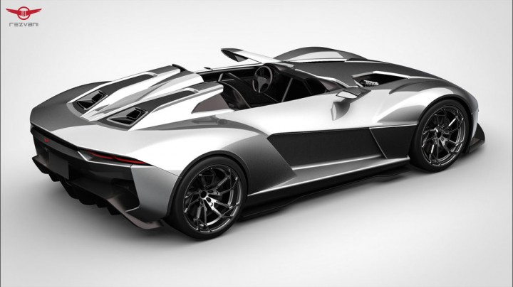 Rezvani unveils Ariel Atom-based Beast supercar - Car Body Design