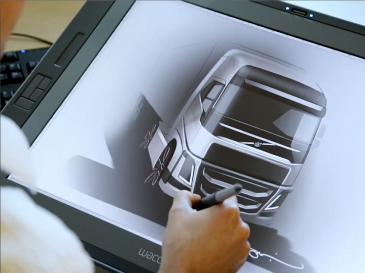 Volvo Trucks UK launches 'Truck of the Future 2050' Design Competition