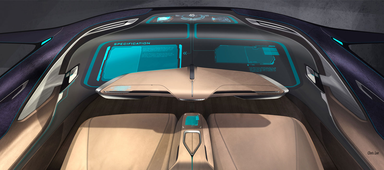 bmw i7 concept interior design sketch car body design. Black Bedroom Furniture Sets. Home Design Ideas