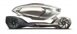 BMW iQ Concept - Design Sketch