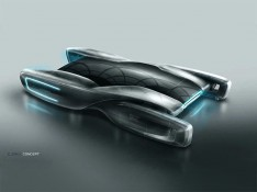 Futuristic-Car-Rendering-in-Photoshop