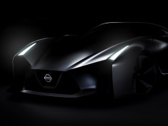 Nissan teases Gran Turismo Concept