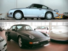 Porsche reveals 911 secret concepts from the past