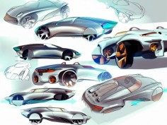 CarDesign.ru Sketch Fighter 2014 Contest