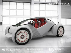 3D Printed Car Design Challenge: the winners