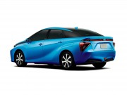 Toyota reveals exterior design of production-ready Fuel Cell Sedan