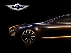 Aston Martin confirms limited edition Lagonda sedan