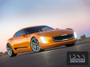 Kia GT4 Stinger Concept and 2014 Soul win IDEA awards