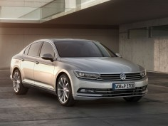 Volkswagen reveals the new Passat