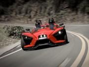 Polaris unveils Slingshot 3-wheeler