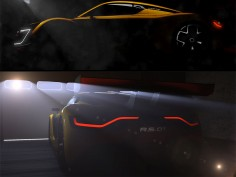 Renault teases R.S. 01 racing car