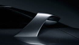 Toyota FT-1 Graphite Concept - Detail