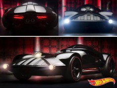 Hot Wheels unveils Star Wars-inspired models