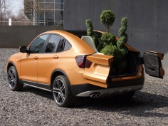 Clemson University unveils BMW X3-based Deep Orange 4 Concept