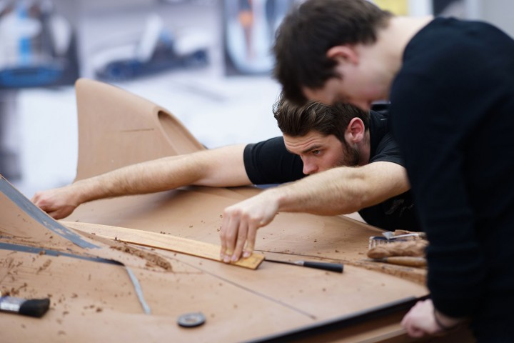 Aston Martin Looking For Clay Sculpting Apprentices Car
