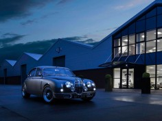 Ian Callum reinterprets the Jaguar Mark 2 for himself