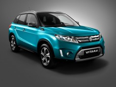 Suzuki previews new Vitara ahead of Paris debut