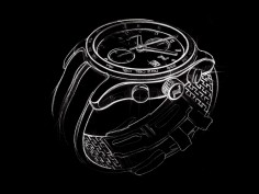 Porsche Design Studio repositions its business with luxury watches