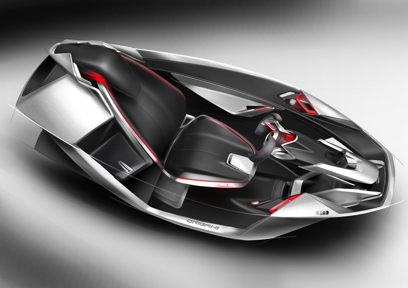 Spd concept car interior design sketches car body design - Car interior design ...