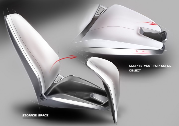 spd concept car interior seat design sketches car body design. Black Bedroom Furniture Sets. Home Design Ideas
