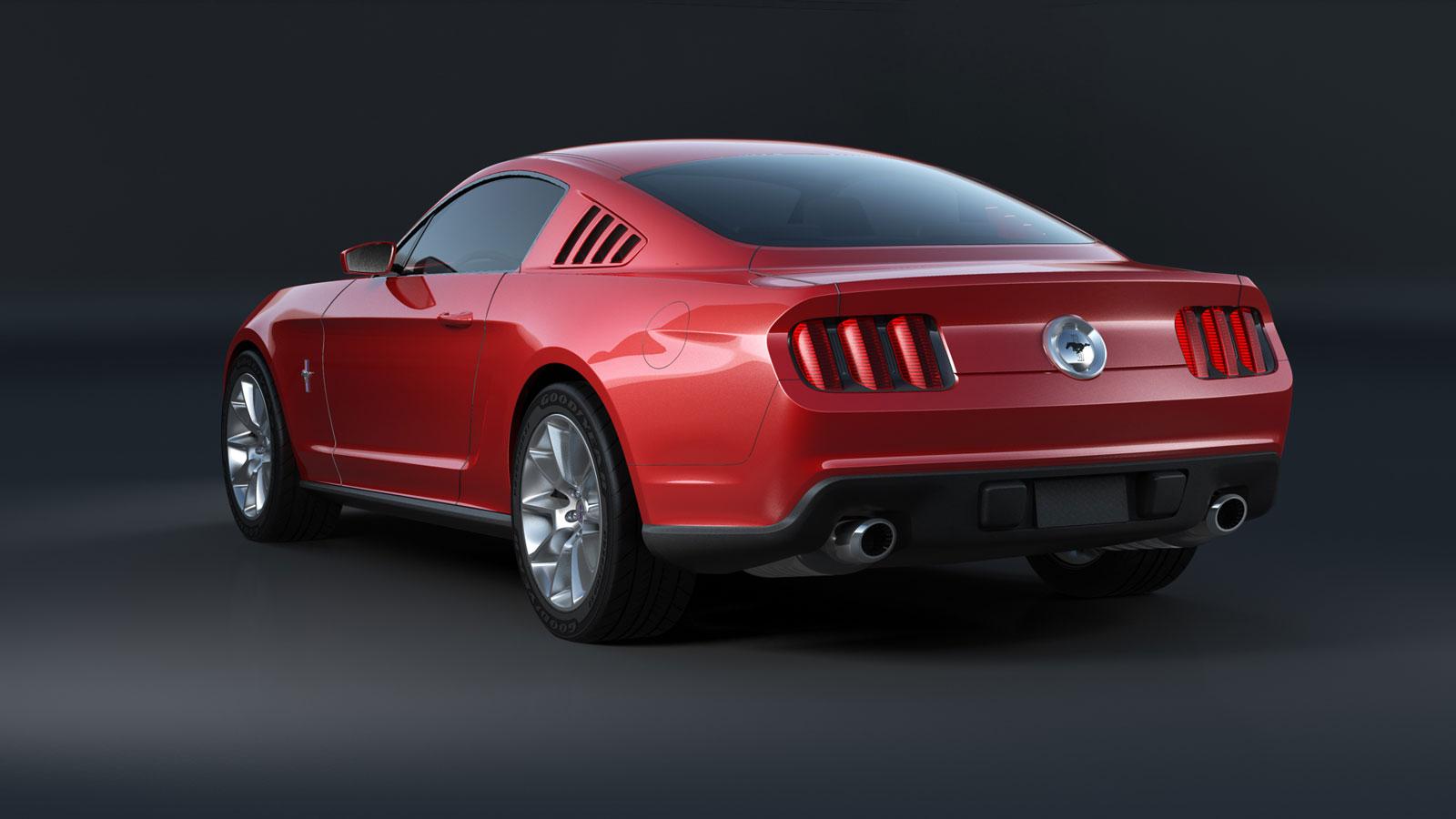 2015 ford mustang design development theme c rear car body design. Black Bedroom Furniture Sets. Home Design Ideas