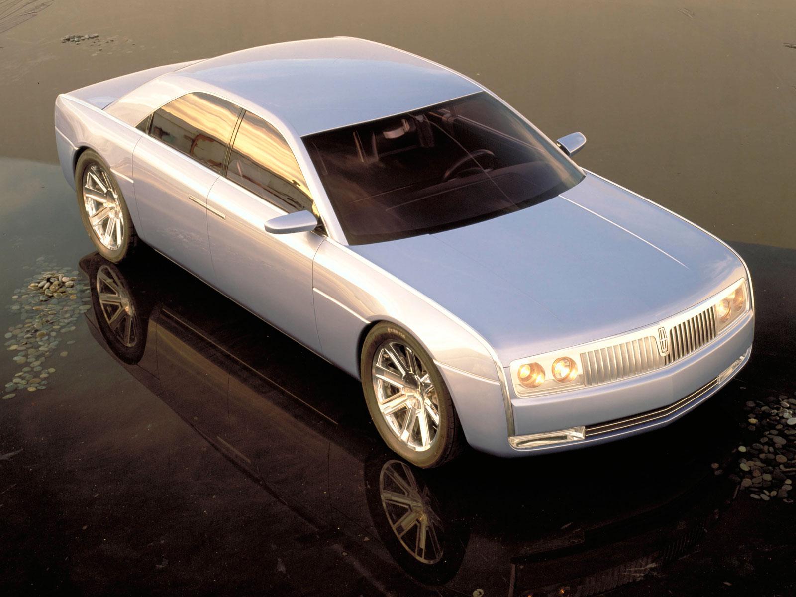 2002 lincoln continental concept car body design. Black Bedroom Furniture Sets. Home Design Ideas