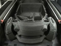 Local Motors shows how to 3D print a car
