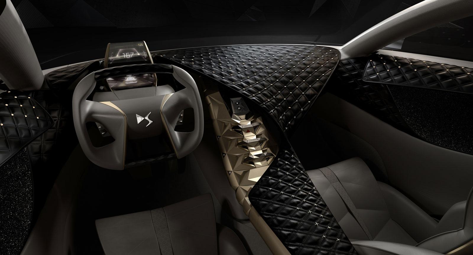 citro n presents the divine ds concept car body design. Black Bedroom Furniture Sets. Home Design Ideas