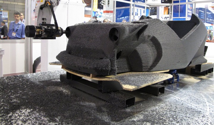 Autodesk And Local Motors Collaborate On 3dprinting Open